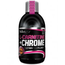Liquid L-carnitine+Chrome (500 мл)
