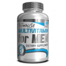 Multivitamin for men (60 табл)