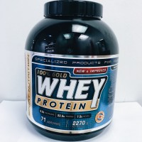 100% Gold Whey Protein (2,27кг)