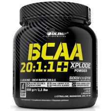 BCAA 20:1:1 Xplode powder (500 гр)