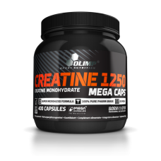 Creatine Mega Caps 1250 (400 капс)