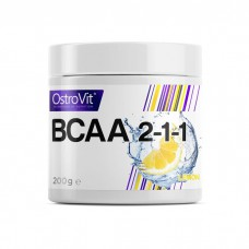Extra Pure BCAA 2:1:1 (200 г)