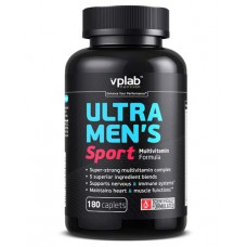 Ultra Men's Sport Multivitamin Formula (180 табл)
