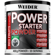 Power Starter Powder (Red Boost) (400 г)