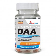 DAA (D-aspartic acid) (60капс/500мг)